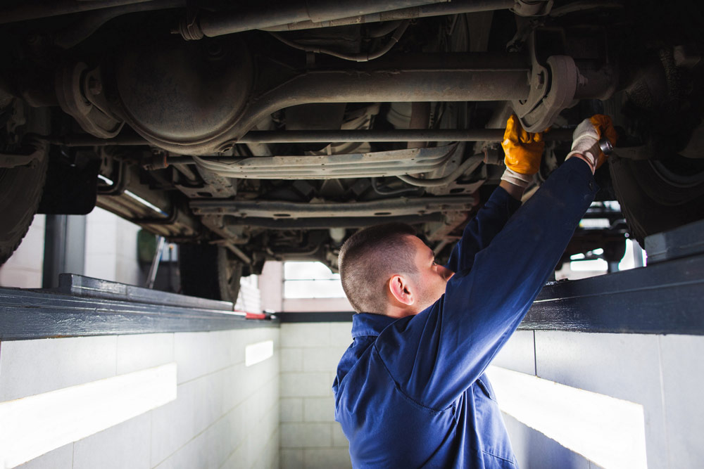 Maintenance & Repair for Toyotas in Willis, TX